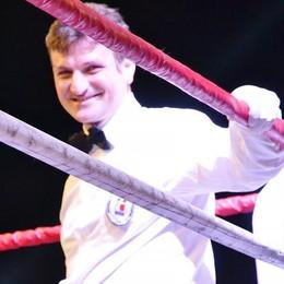 Asso, arbitro di boxe alle Olimpiadi  «Sto realizzando il mio sogno»