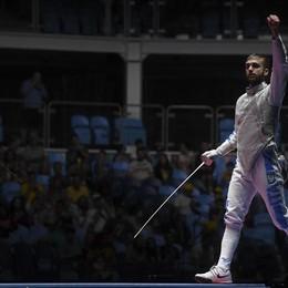 Rio: Garozzo vince l'oro nel fioretto