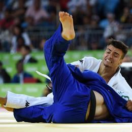 Rio: judo, Basile d'oro. E' n.200 Italia