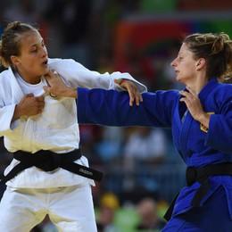Rio: judo, Odette Giuffrida d'argento