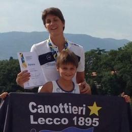 Roberta Maggioni   trionfa agli Europei