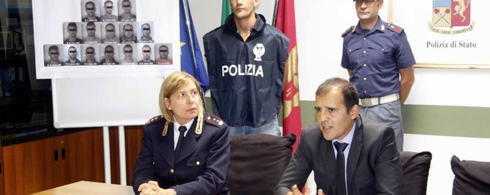 Spacciavano in Brianza, arrestati