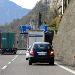 Da Colico a Lecco in Super  Che fatica guidare tra i limiti