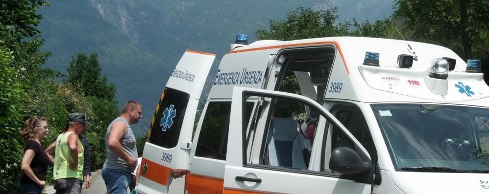 Bimba di 11 anni ustionata a Como  Incidenti a Lambrugo e Mariano