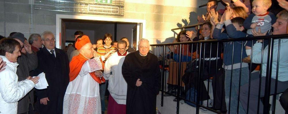 Saldato il debito per i lavori al palazzetto  L'oratorio ringrazia i tanti generosi