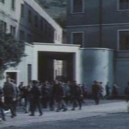 Il mondo delle corse nel film del '56  Chicca in celluloide alla festa Guzzi