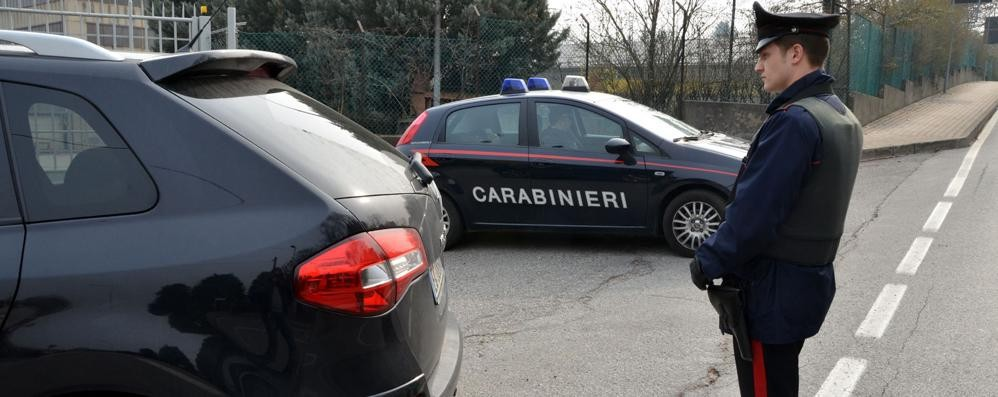 Clandestini in casa di un amico  Scoperti dai carabinieri