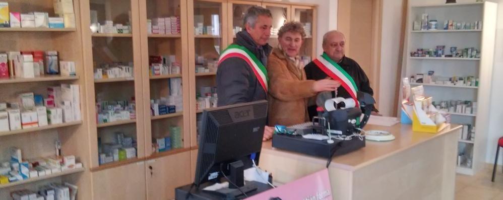 Inaugurato il dispensario farmaceutico  Perledo, il centro polifunzionale è realtà
