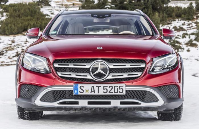 Mercedes-Benz Classe E 4MATIC All-Terrain