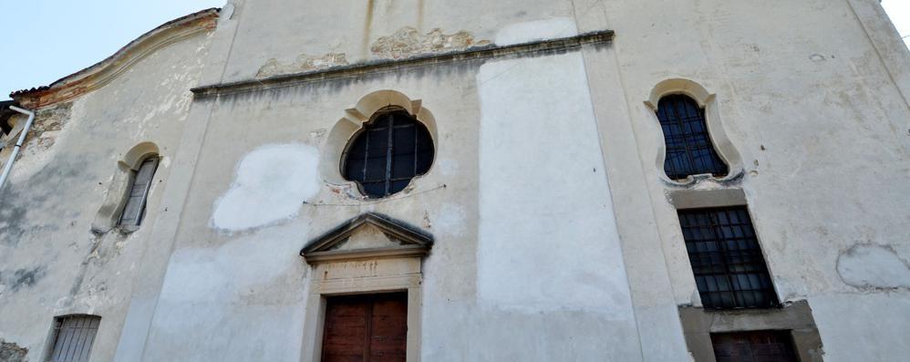 Sant'Agata, stop alle infiltrazioni  In arrivo lavori per 170mila euro