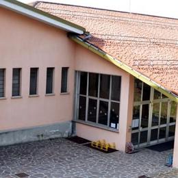 «Ora la scuola di Sirone è più sicura»  Scongiurato il rischio di crolli del soffitto