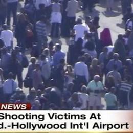 Usa, spari all'aeroporto  Almeno cinque morti