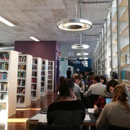 "Erba,  troppi in biblioteca,  studenti ""respinti"""