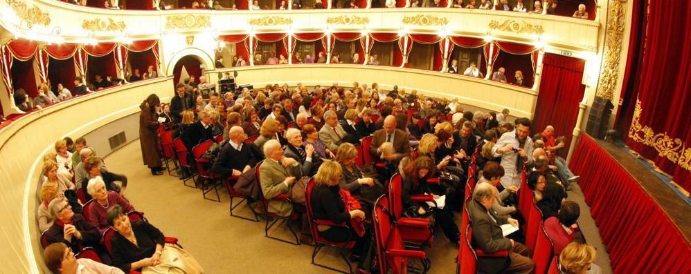 Lecco, senza Teatro sociale   venduto solo un terzo degli abbonamenti