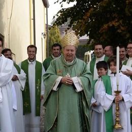 Dal vescovo parole di speranza    a quasi cento giovani