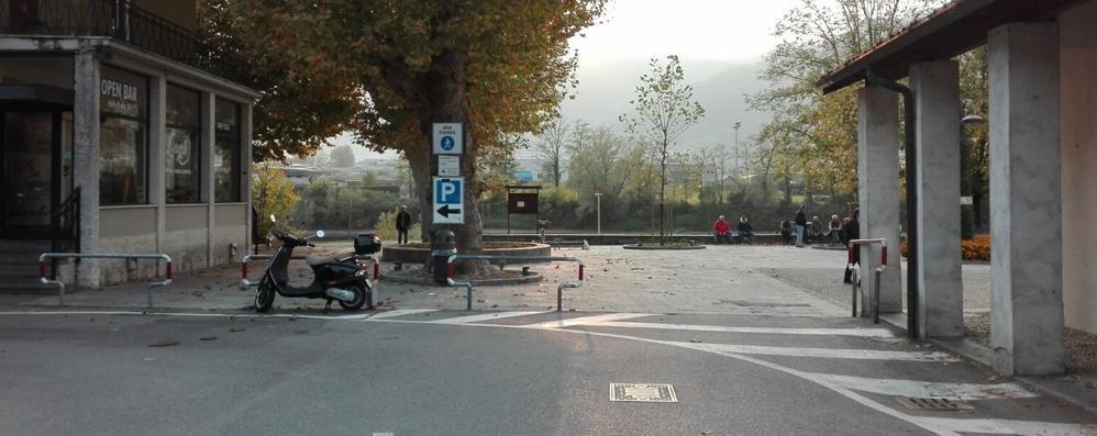 Barriere antiterrorismo a Calolzio  Al Lavello presto tre varchi mobili