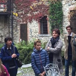 Castello di Pomerio  Dietro l'angolo   il degrado