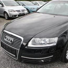 Fermata la banda dell'Audi nera   L'auto dei colpi rubata a Introbio