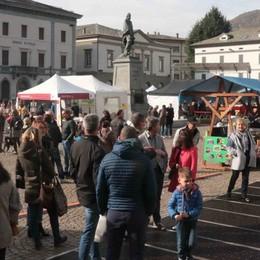 Formaggi e non solo, grande festa in piazza