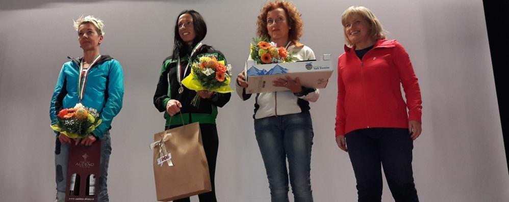 Campionessa italiana Master  Paola è una maestra d'oro