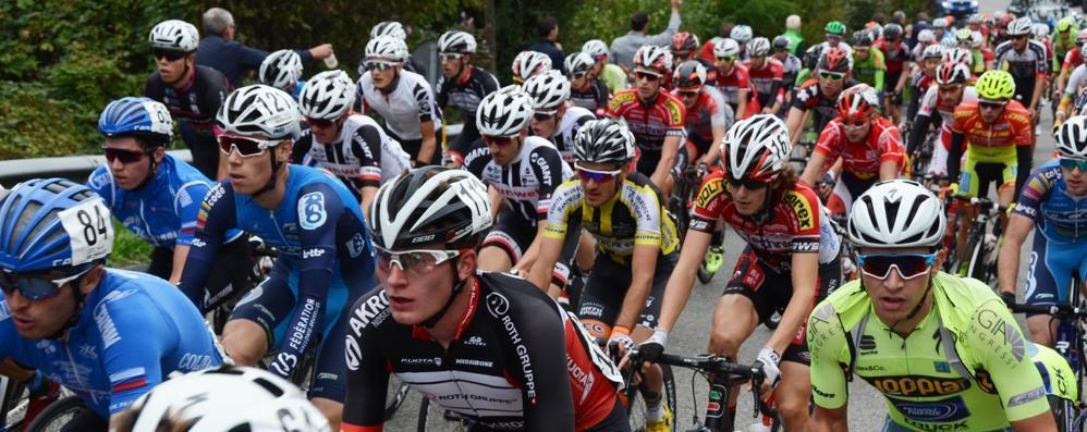 Oggi il Giro di Lombardia  Mappa delle strade chiuse