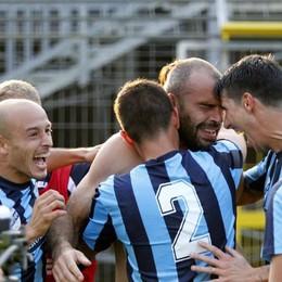 Il Lecco batte il Trento  con i gol di Luoni e Cristofoli