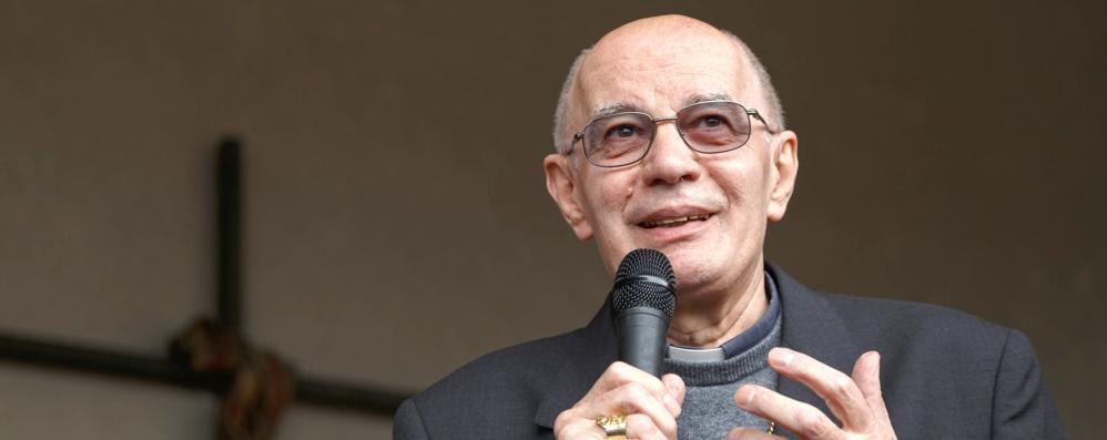 Lecco. Don Luigi Stucchi   «La mia battaglia a difesa della vita»