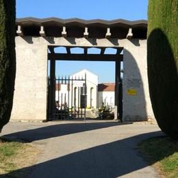 Problemi di spazio risolti   Al cimitero di Casatenovo 246 posti in più