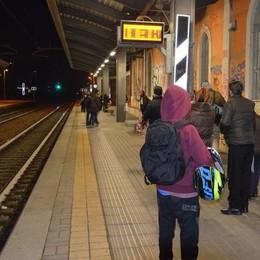 Tre contro uno  Rapinato sul treno