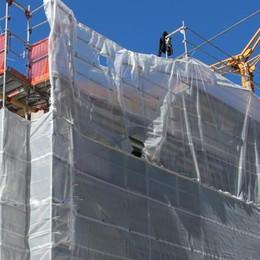 «Città da migliorare  L'edilizia può ripartire da qui»