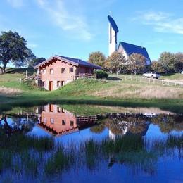 Un percorso salute in mezzo ai larici  Pian delle Betulle sempre più turistico