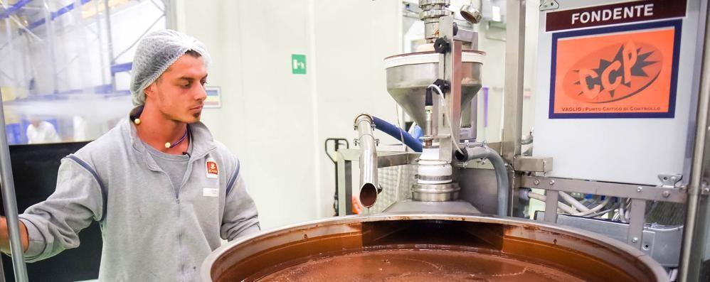 Icam, il cioccolato fa bene   Sale la produzione