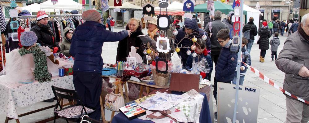 Oggiono con il mercatino lavorano anche i negozi - Mercatino imbersago ...