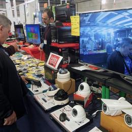 Lariofiere: alla mostra dell'elettronica   in vetrina i prodotti di cento aziende