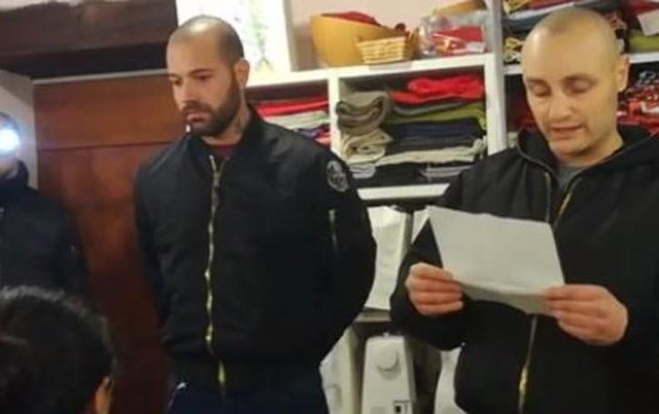 Uno degli skinhead dell'irruzione  già condannato per tentato omicidio