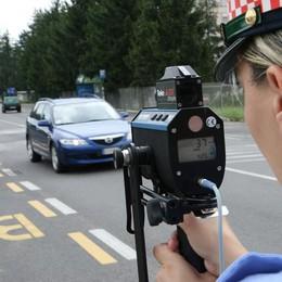 I controlli radar in Svizzera  da lunedì 18 a domenica 24
