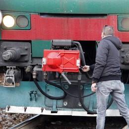 Travolto da un treno in stazione  Oggi l'ultimo saluto a Yuriy
