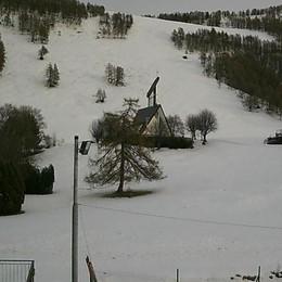 Il Pian delle Betulle si regala lo sci  «A Santo Stefano apriamo le piste»