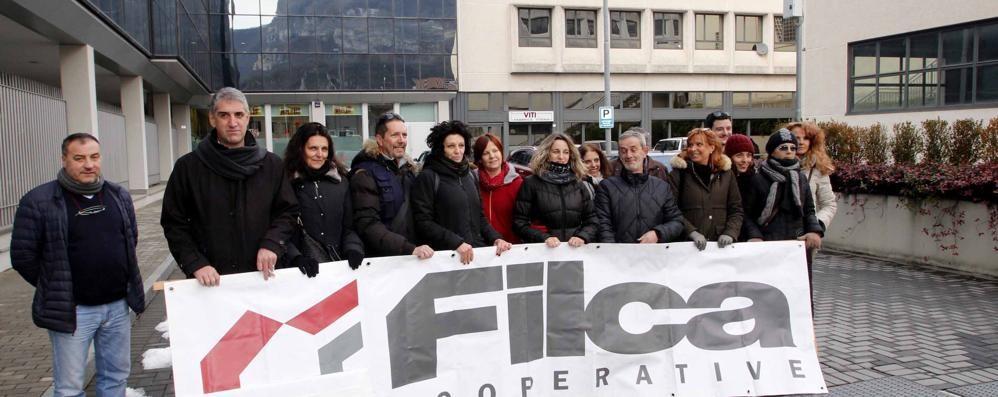 «Col fallimento i lavoratori Filca  perdono tanti soldi»