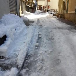 Stop al sale anti-neve  «Meglio usare il geretto»