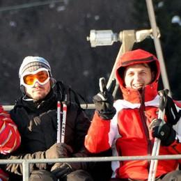 Già aperti sette impianti di risalita  In mille sulle nevi dei Piani di Bobbio