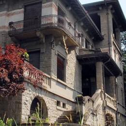 Oggiono Villa Sironi, verde da riqualificare  Interviene il parco del Monte Barro