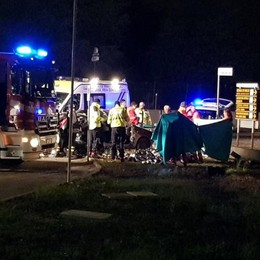 I tre ragazzi morti  andavano a una festa