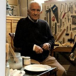 """L'omaggio di Lecco al """"suo"""" maestro  «Stefanoni, un grande artista con valori»"""