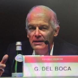 Silenzio, parla Del Boca  «Ora sono più sollevato»