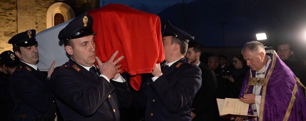 Colico, la morte del poliziotto  «Sembrava il  meno grave»