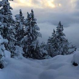 Dopo le nevicate è allerta valanghe: dal pericolo 2 Moderato al 3 Marcato