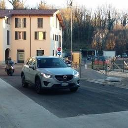 Largo San Francesco  riaperto al traffico