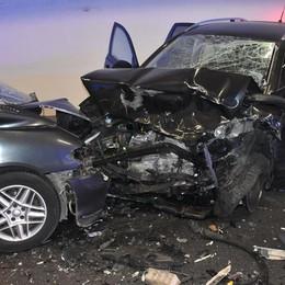 Auto contromano in galleria Un morto nello scontro in Svizzera