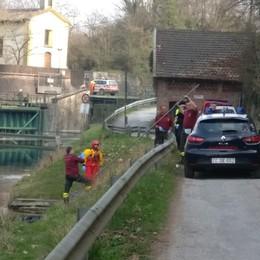 Fuggito quaranta giorni fa da Padova  Ritrovato nell'Adda, vicino alla diga